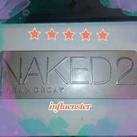 Urban Decay NAKED2 Eyeshadow Palette uploaded by Cecile A.
