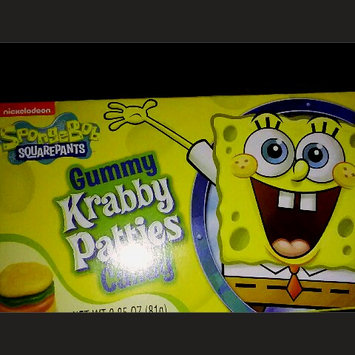 Nickelodeaon Sponge Bob Squarepants Gummy Krabby Patties Candy uploaded by Megan K.