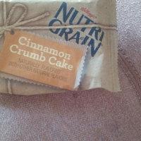 Kellogg's® Nutrigrain® Cinnamon Crumb Cake 1.41 oz. Bar uploaded by Caitlyn E.