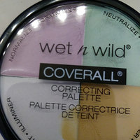 Wet n Wild CoverAll Correcting Palette uploaded by Jeanette H.