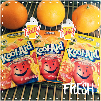 Photo of Kool-Aid Peach Mango Unsweetened Drink Mix uploaded by Carrliitaahh M.
