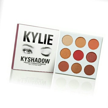 Kylie Cosmetics The Bronze Palette Kyshadow uploaded by Ouidad H.