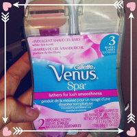 Gillette Venus Spa Razor uploaded by Tiffany T.