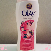 Olay Silk Whimsy Moisturizing Body Wash Rose Extract & Almond Oil uploaded by Emily R.