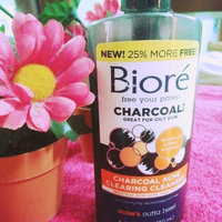 Bioré Deep Pore Charcoal Cleanser uploaded by anieleska p.