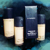 MAC Studio Fix Fluid Foundation uploaded by The D.