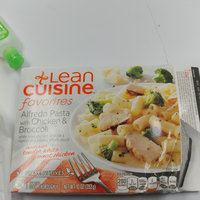 Lean Cuisine Simple Favorites Alfredo Pasta with Chicken & Broccoli uploaded by Erica W.