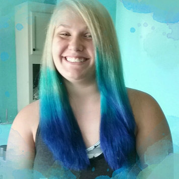 Splat Ombre Hair Color Kit uploaded by Carli J.