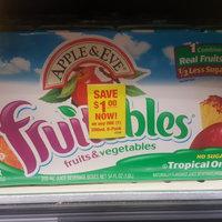 Apple & Eve Fruitables Tropical Orange Fruit & Vegetable Juice Beverage - 8 PK uploaded by Judith C.
