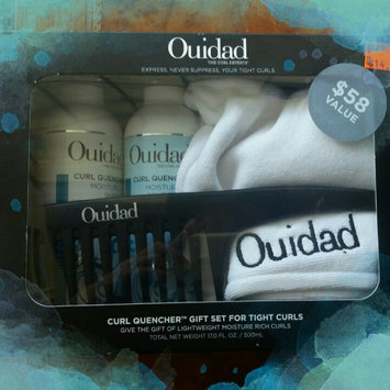 Ouidad Curl Quencher Gift Set for Tight Curls uploaded by BASS_LOVE C.