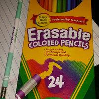 Crayola, LLC Crayola 24ct Erasable Colored Pencils uploaded by Stephanie W.