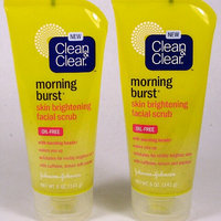 Clean & Clear® Morning Burst® Skin Brightening Facial Scrub uploaded by fatima ezzahra B.