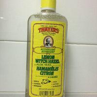 Thayers Lemon Witch Hazel with Organic Aloe Vera Formula Astringent uploaded by fatima ezzahra b.