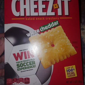 Photo of Cheez-It® Original Crackers uploaded by Denise O.