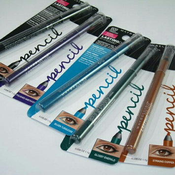 Photo of Maybelline Eyestudio® Lasting Drama® Waterproof Gel Pencil Eyeliner uploaded by fatima ezzahra B.