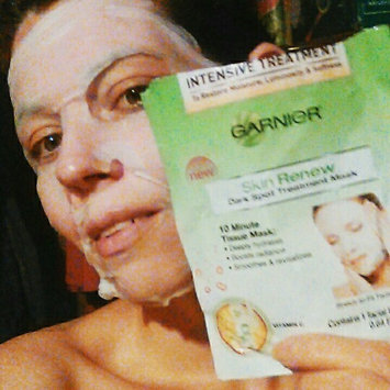 Garnier Skin Renew Dark Spot Treatment Mask - For Dark Spots and uploaded by Kelly W.