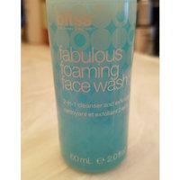 Bliss Fabulous Foaming Face Wash  uploaded by Ashley C.