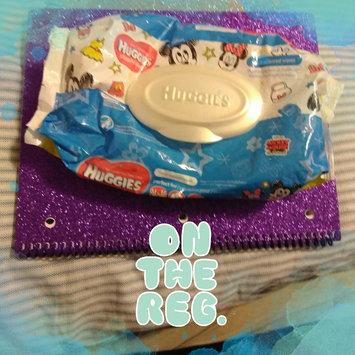 Huggies® Simply Clean Baby Wipes uploaded by Bev M.