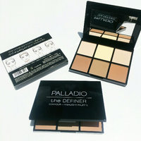 Palladio THE DEFINER Contour & Highlight Palette uploaded by fatima ezzahra B.