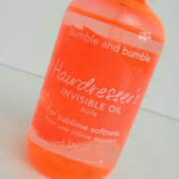 Photo of Bumble and bumble Hairdresser's Invisible Oil uploaded by fatima ezzahra b.
