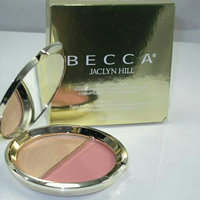 BECCA x Jaclyn Hill Champagne Splits Shimmering Skin Perfector + Mineral Blush Duo uploaded by fatima ezzahra b.