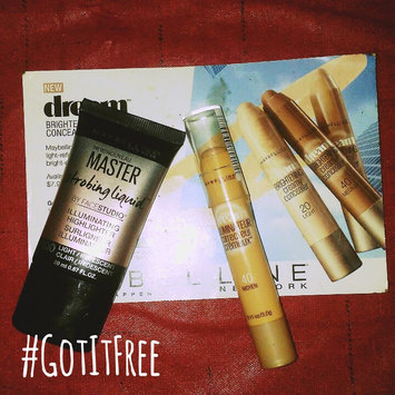 Photo of Maybelline Dream Brightening Creamy Concealer uploaded by Kristie A.