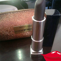 Maybelline Color Sensational® Matte Metallics Lipstick uploaded by Thais S.