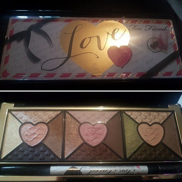 Too Faced Love Eyeshadow Palette uploaded by Barbara S.