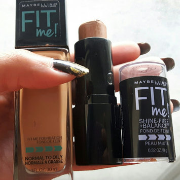 Maybelline Fit Me® Shine-Free + Balance® Stick Foundation uploaded by KMesha M.