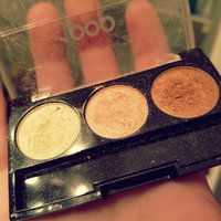 Pop Beauty Bright Up Your Life Eyeshadow Palette Naturally Bare uploaded by Crystal C.