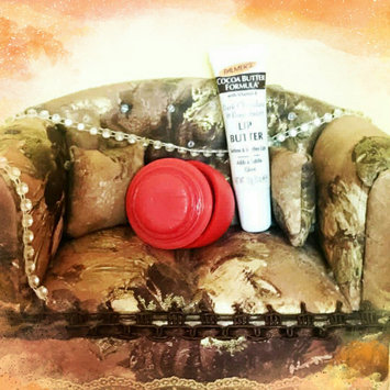 Photo of Palmer's Cocoa Butter Formula with Vitamin E Lip Butter Dark Chocolate & Cherry uploaded by Hena k.