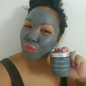 Photo of Pure Body Naturals Dead Sea Mud Mask uploaded by Terri C.
