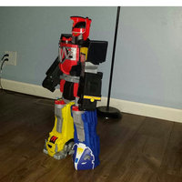 Fisher Price Fisher-Price Imaginext Power Rangers Morphing Megazord uploaded by heather r.