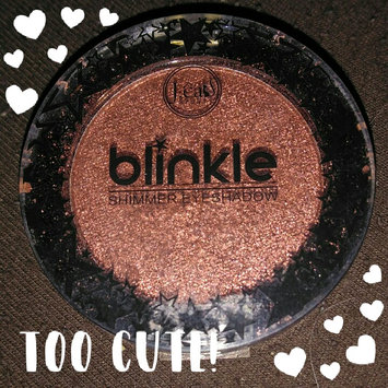 J.Cat Beauty Blinkle Shimmer Eye Shadow uploaded by Starla D.