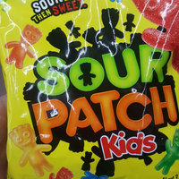 Big Sour Patch Candy uploaded by Judith C.