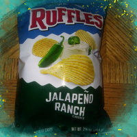 Ruffles® Jalapeno Ranch Flavored Potato Chips uploaded by Rosa C.