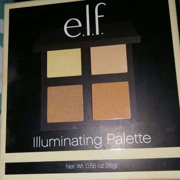 e.l.f. Cosmetics Illuminating Palette uploaded by Allie M.