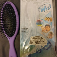 Wet Brush Detangle Shower Hair Brush (Black) uploaded by Cali E.