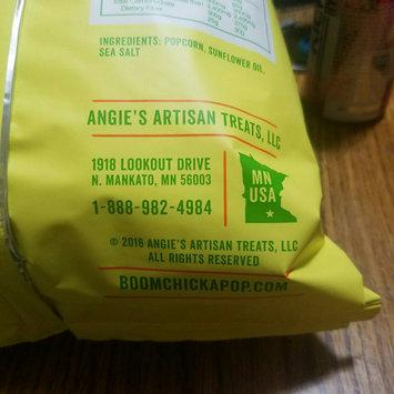 Photo of Angie's® Boom Chicka Pop® Sea Salt Popcorn uploaded by Kendra W.