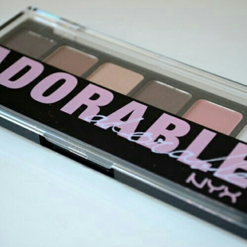 NYX The Adorable Shadow Palette uploaded by khadija B.