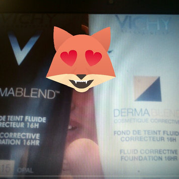 Photo of Vichy Dermablend Fluid Corrective Foundation Nude 25 uploaded by Arabbeauty C.