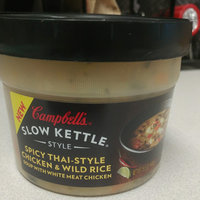 Campbell's® Slow Kettle Style Spicy Thai-Style Chicken & Wild Rice Soup with White Chicken Meat uploaded by Jennifer F.