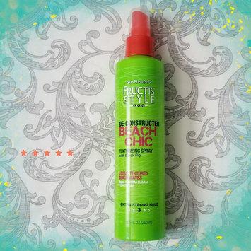 Photo of Garnier Fructis Style Beach Chic Texturizing Spray uploaded by Vanessa P.
