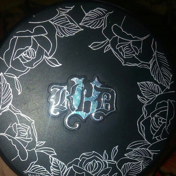 Photo of Kat Von D Lock-it Powder Foundation uploaded by andrea m.
