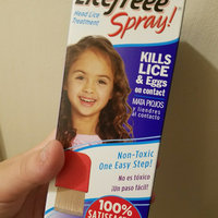 Licefreee! Non Toxic Head Lice Spray uploaded by Alexandra M.