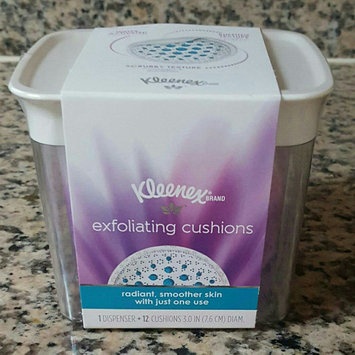 Photo of Kleenex Exfoliating Cushions, Refillable Dispenser & Pads uploaded by Danielle H.