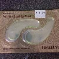 TONYMOLY Timeless Ferment Snail Eye Mask uploaded by karima l.