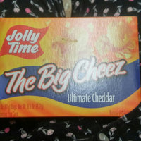 Jolly Time Microwave Popcorn, The Big Cheez, 3 - 3.5 oz bags uploaded by Kimberly K.