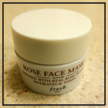 Fresh Rose Face Mask uploaded by Laura T.