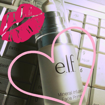 e.l.f. Cosmetics Mineral Infused Face Primer uploaded by Sonja L.